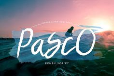 Pasco Font from FontBundles.net