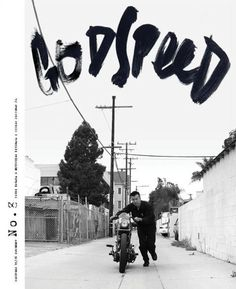 GODSPEED 45/06 | Document No.8  | Yoshi Kosaka x Mitsuhiro Kiyonaga x Cicero deGuzman Jr.