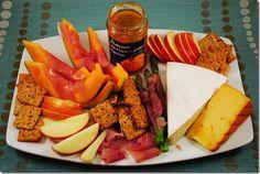 Cheese & Prosciutto Platter