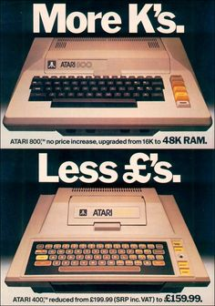 The Atari 8-bit family - introduced by Atari, Inc. in 1979 and manufactured until 1992.