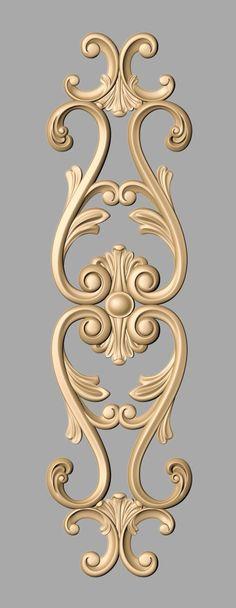 A960 Rustic Wood Walls, Rustic Wall Sconces, Door Design, Wall Design, Mason Jar Sconce, 3d Cnc, Baroque Design, Cnc Wood, Carving Designs
