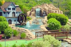 Mini Golf at Fun Fore All in Cranberry Township, PA
