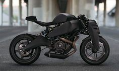 We have seen a lot of custom street bikes as of late, but not many of them have been American-built. Or if they are, they are based on a model with Asian or European origins. A few years ago the …