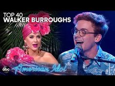 """Walker Burroughs sings """"Youngblood"""" by 5 Seconds of Summer during the American Idol Top 40 Showcase round at the Disney Aulani resort and spa in Hawaii in fr. Music Competition, Britain Got Talent, Lionel Richie, Luke Bryan, Second Of Summer, Music Industry, American Idol, 5 Seconds, My Children"""