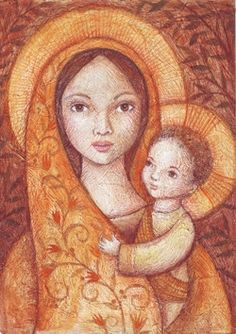 peggy aplSEEDS: Madonna and Child