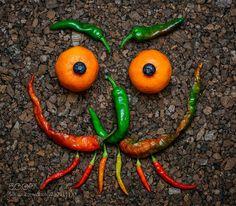 Face the Chili (Niraj Shrestha / US) #Canon EOS 70D #food #photo #delicious