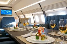 12 ways to fly to gourmet heaven