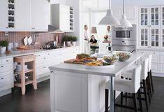 Kitchen Designs Photo Gallery | ikea kitchen design ideas 2012 04 554x377 Best IKEA Kitchen Designs ...