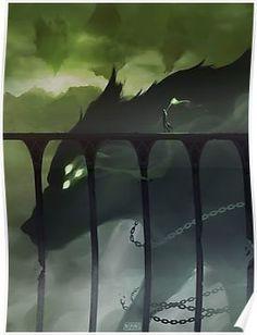 Fen'Harel from Dragon Age Inquisition Solas Dragon Age, Dragon Age Origins, Dragon Age Inquisition, Dark Fantasy Art, Fantasy World, Dark Art, Final Fantasy, Mythical Creatures Art, Fantasy Creatures