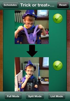 Trick or Treating using AAC - Small But Kinda Mighty