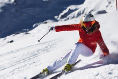 This modern ski jacket comes with stylish jacquard along the side and under arm, as well as full weather protection. Ski Pass, Ventilation System, Fur Jacket, Cement, Kayaking, Skiing, Cuffs, Arms, In This Moment