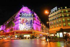PARIS - Galeries Lafayette - fuievouvoltar.com