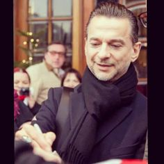 Gorgeous/Stunning Dave Gahan in Oslo