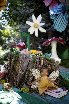 Mer Mag: Enchanted Fairy Tea Party: Part 1