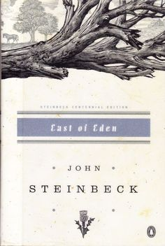 'East of Eden' by John Steinbeck and 9 great ideas for your book club (or just personal reading list).