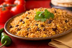 Easy Spanish Rice with Beans Recipe Source by Related posts: Easy Spanish Rice with Beans Classic beef burrito with Spanish rice, pinto beans and easy carne asada filling… Easy Spanish Rice with Beans Spanish Rice and Beans Cuban Rice And Beans, Rice With Beans, Rice And Beans Recipe, Arroz Frito, Mexican Rice Recipes, Bean Recipes, Easy Rice Recipes, Dishes Recipes, Delicious Recipes