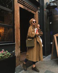 Modern Hijab Fashion, Muslim Fashion, Modest Fashion, Casual Hijab Outfit, Hijab Chic, Hijab Mode, Suits And Sneakers, English Clothes, Hijab Style Dress