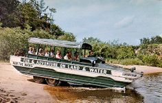 Do the Boat ride at Wisconsin Dells Ducks, WI. Always wanted to do this with the family...