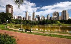 Viaje para Goiânia – Capital do estado de Goiás Cidades Do Interior, Golf Courses, Anime, Travel Tips, Viajes, Traveling, Interiors, Anime Shows, Anime Music