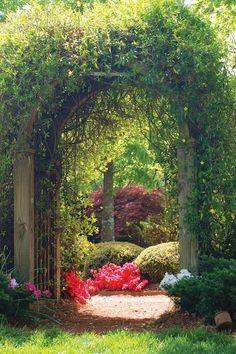 Outdoor Garden Rooms Secret Garden | Secret Rooms & Gardens and Hidden Appliances