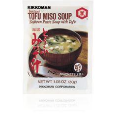 Kikkoman Tofu Miso Suppe