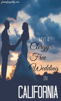 This is pretty cool---have a non-clergy marriage in California and you don't have to pay for an officiant! Wedding Music, Free Wedding, Budget Wedding, Wedding Bride, Wedding Planning, Saving A Marriage, Marriage Advice, Got Married, Getting Married