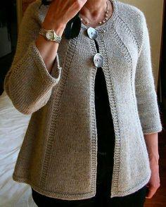 03935aead HERMOSO CHALECO TEJIDO A DOS A Free Knitting