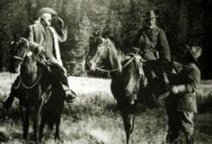 Buffalo Bill II--Wyoming Tales and Trails