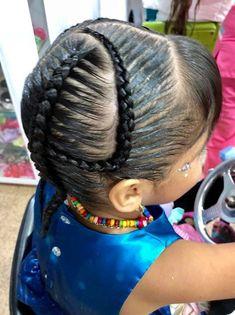 Little Girl Hairstyles, Boy Hairstyles, Hair Videos, Little Girls, Braids, Hair Styles, Beauty, Fashion, Vestidos