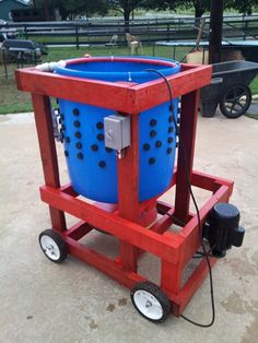 How to build a drum plucker from scratch