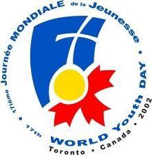JMJ 2001 Toronto #design #religion