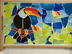dibujo de mosaico
