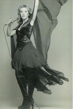 The Fleetwood Mac Fill: A Step into Stevie Nicks' Closet...