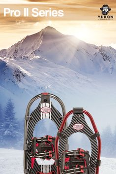 10 Best Pro II Series Backcountry Snowshoes images in 2017
