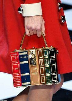 Book bag by Dolce and Gabbana