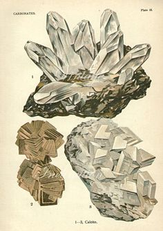 Vintage Print 1911 Antique GEMSTONES MINERALS CRYSTALS Chart Edwardian plate 16, vintage color lithograph precious gem stones illustrations on Etsy, Sold
