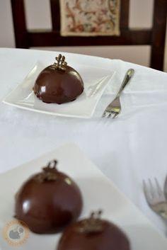 Praliné Paradicsom: Mini gesztenyebombák Mini, Pudding, Baking, Food, Custard Pudding, Bakken, Essen, Puddings, Meals