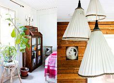 Kaappi ja lamput