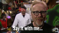 #MythBusters