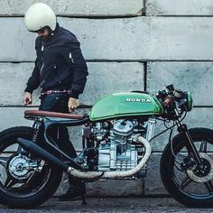 OVERBOLD MOTOR CO. — Reposted from @caferaced Regram from...