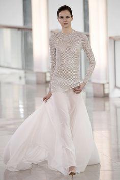 Stéphane Rolland Haute Couture Frühjahr/Sommer 2015