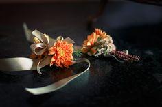Wrist corsages. Photo Credit: Andrea Corsi #tuscaniaevents
