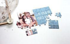 Ett fotopussel kan ges bort till både vuxna och barn. Välj en favoritbild och fotopusslet kan ramas in och hängas upp på en vägg när det är färdiglagt.