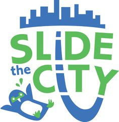 Slide the City logo.