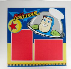 Obsessed with Scrapbooking:Cricut Cartridge Toy Story