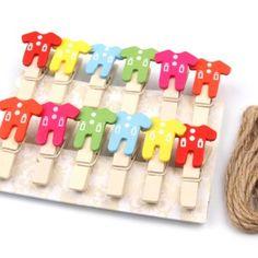 Dekorace - kolíček dupačky
