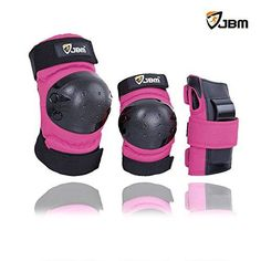 JBM international JBM Adult/Child Knee Pads Elbow Pads Wrist Guards 3 In 1 Protective Gear Set For Multi Sports Skateboarding Inline Roller Skating Cycling Biking BMX Bicycle Scooter Bmx Bicycle, Bmx Bikes, Cycling Bikes, Skater Girl Outfits, Skater Girls, New Skate, Inline Skating, Skate Style, Roller Skating