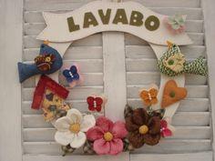 Opções de placas: Lar Doce Lar, Bem vindos , Welcome, etc. R$85,00