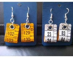 How to recycle measuring tape