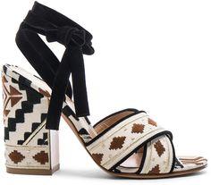Gianvito Rossi Cheyenne Navajo Heels